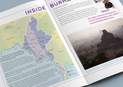 Client: Central ITV | Inside Burma - Special Report by John Pilger