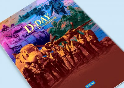 Client: ITV | D-Day in Colour