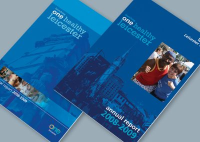 Client: NHS | Annual Reports