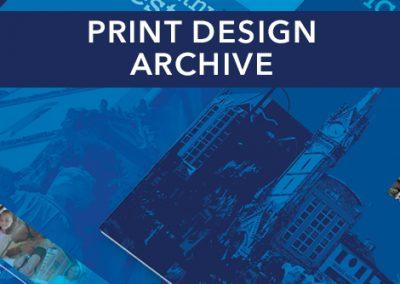 Print Design Archive