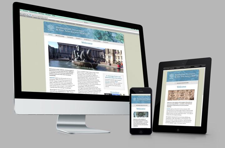 BDFAS website