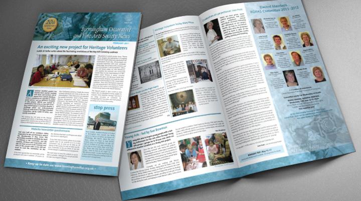 BDFAS newsletter