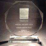 NADFAS award