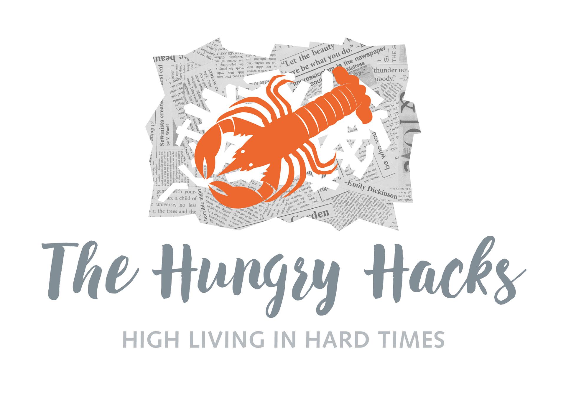 The Hungry Hacks Logo